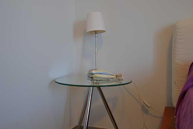 Tavolinetto BB Due fontane dormire a Caltanissetta